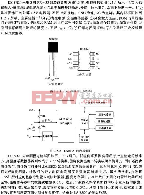 ds18b20传感器的工作原理是什么_液位传感器的工作原理