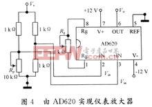 仪表放大器电路原理、构成及电路设计(二)