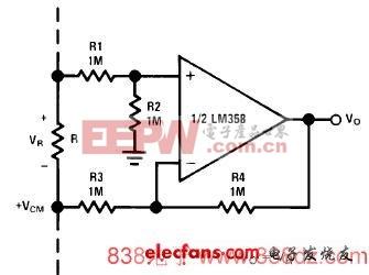 lm358应用电路图精华集锦 三图片
