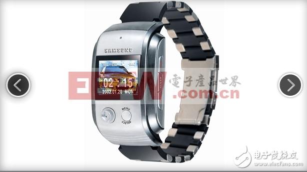 智能手表发展史:带你领略不一样的科技(一)