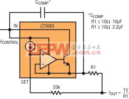 图6:两端子电流源