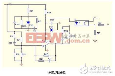 c3842电压反馈电路