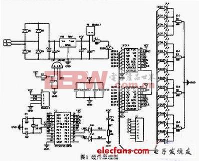 本设计采用ne555多谐振荡电路来实现无线供电