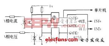 基于AT89C51的三相异步电动机