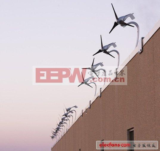 微型风力发电机设计