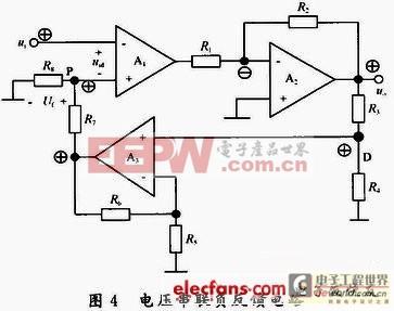 反馈放大电路的类型判定方法