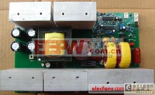 1.电源高手制作1500W逆变器(附带主板原理图+PCB)