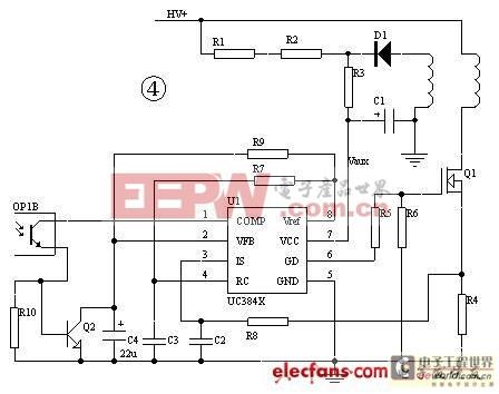 用UC3842设计开关电源的几个技巧及问题归纳