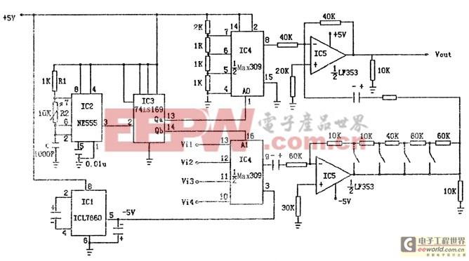 示波器电路�_示波器的典型电路设计与分析