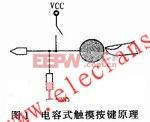 电容式触摸感应按键设计方案