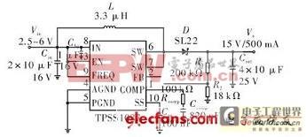 高频峰值检测电路