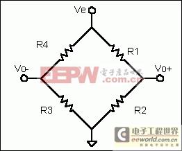 电阻电桥基础:第一部分