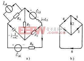 矩阵形式的回路电流方程