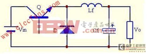 buck/boost电路原理分析