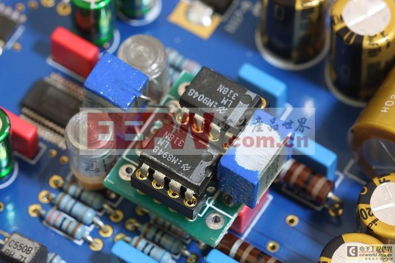 整改 MINI USB DAC