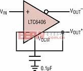 在单端应用中采用差分I/O放大器