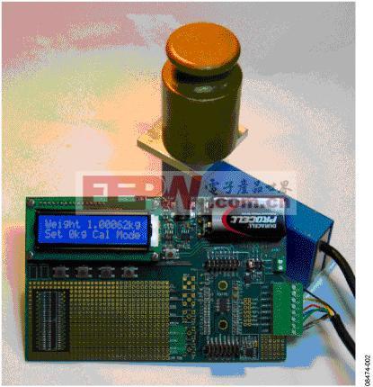 利用24位Σ-Δ型ADC实现精密电子秤设计