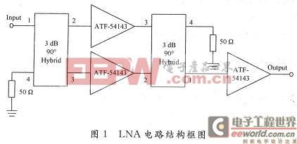 MA分布式基站低噪声放大器电路设计