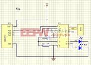 PCF2111CT字符液晶驱动模块