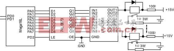 基于avr微控制器的蓄电池充放电控制器的设计