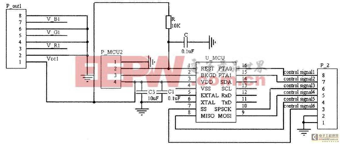 直下式LED背光源的设计与实现