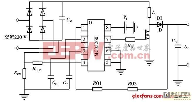 功率因数校正电路(3) rcd