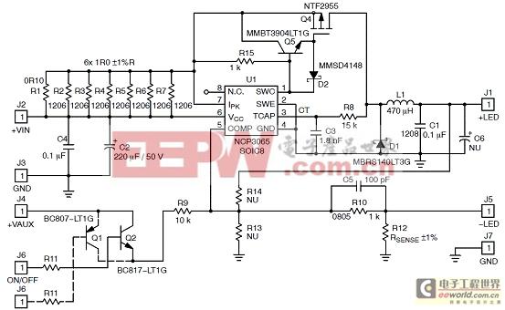 LED 1-5W驱动解决方案