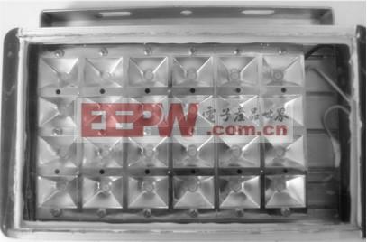 基于嵌入式系统和LED 灯的隧道照明方案