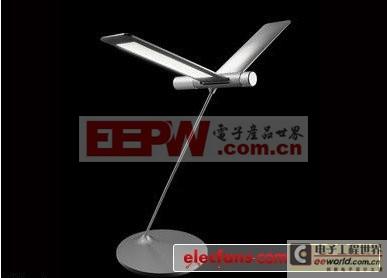9款创意LED台灯设计