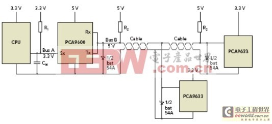 基于NXP混光芯片的RGB LED彩灯控制方案