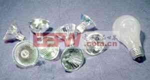 基于Zetex MR16芯片组的LED MR16灯