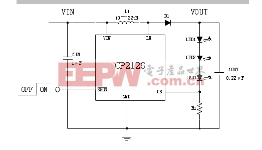 背光驱动电路的选择策略和应用介绍