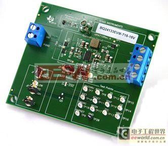 同步开关锂离子/锂聚合物电池充电器参考设计