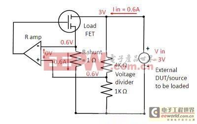 直流电子负载如何实现CV/CC/CR工作的电源模式