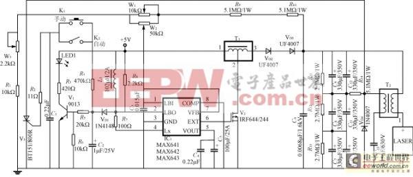 技术分享:基于非线性脉冲激光电源的设计与研制