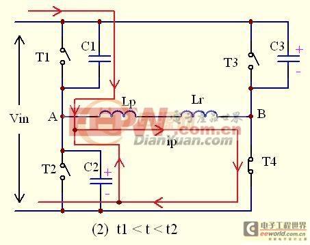 工程师分享:基于移相全桥电源电路的学习笔记