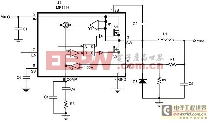 工程师教你有效设计高效率大电流直流稳压电源