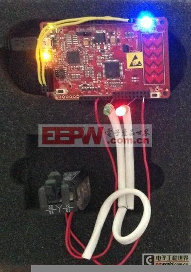 PSoC4试用报告 控制步进电机驱动器的模拟实验