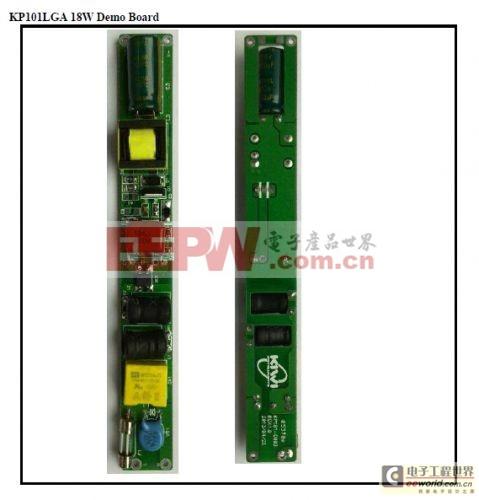 基于KP101 T8非隔离EMC低成本方案