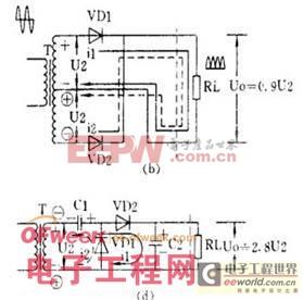 常见电源电路:稳压、整流、滤波