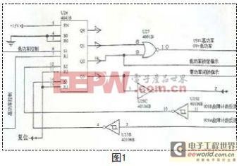 PSM发射机高、低功率控制电路解析