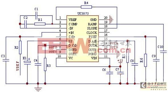 一款2KW高频开关电源电路的设计方案