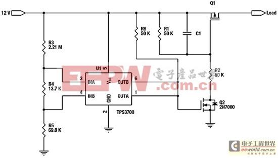 电子系统的浪涌管理和系统保护