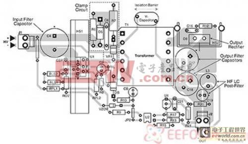 原理图及PCB布局布线图3