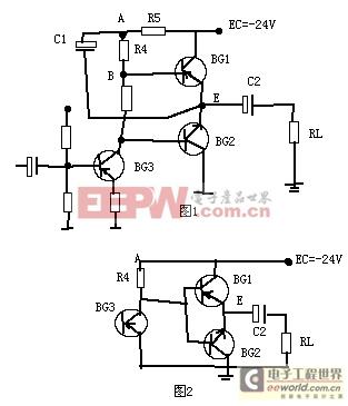 OTL功放电路中的自举电容原理