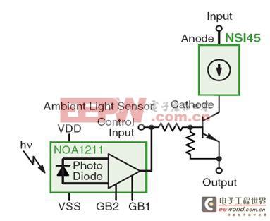 图3:NSI45应用电路