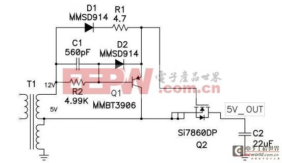 分立器件——一款可替代集成MOSFET驱动器的卓越解决方案