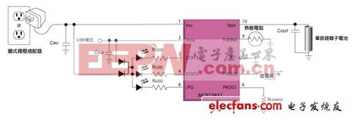 提升移动设备充电效率,线性锂电池充电IC作用明显