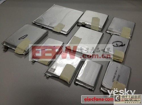 移动电源安全知多少:18650与聚合物电芯