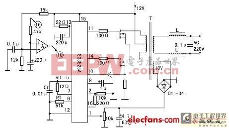大功率逆变器电路设计过程详解